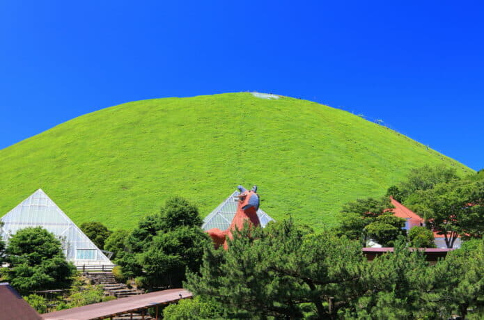 大室山の外観の画像