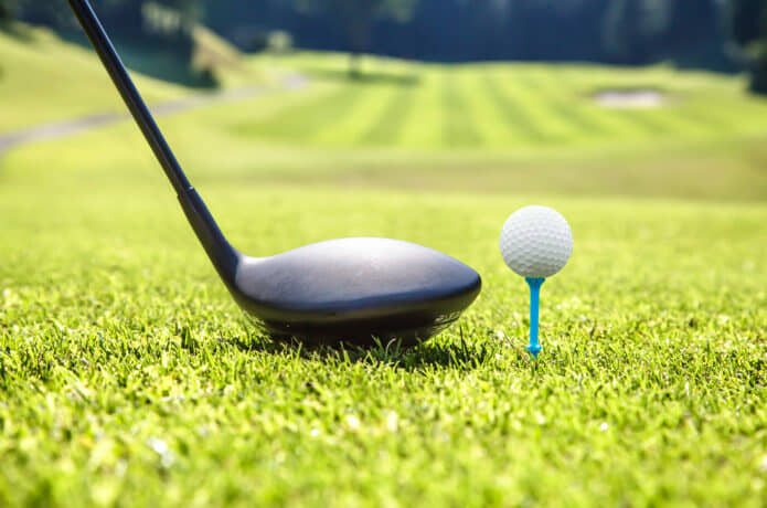 ゴルフの画像