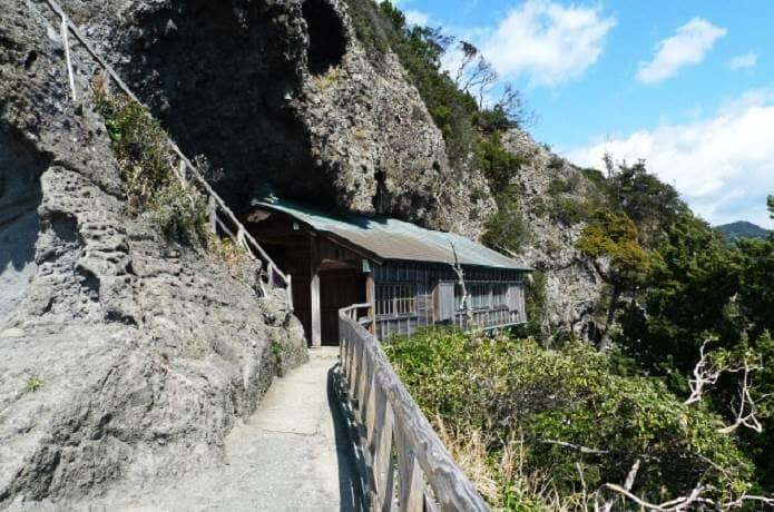 南伊豆の神社