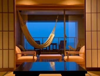 浜の湯の客室