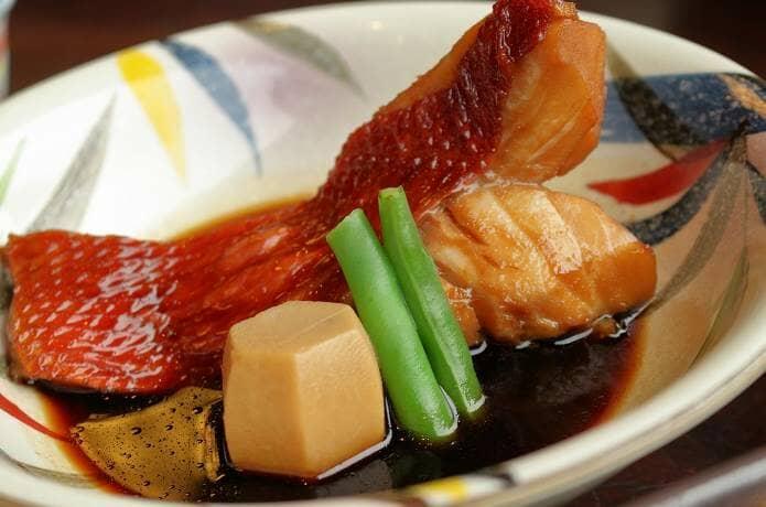 稲取キンメ
