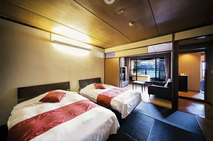 赤尾ホテル 客室