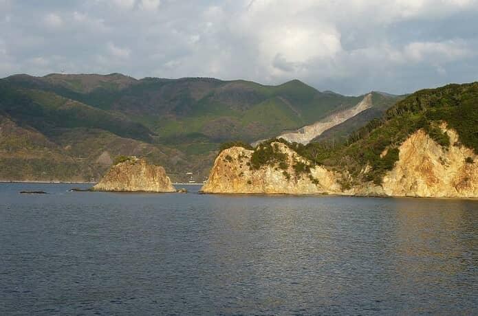 黄金崎海水浴場
