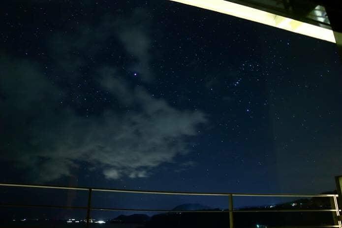 銀水莊 星空