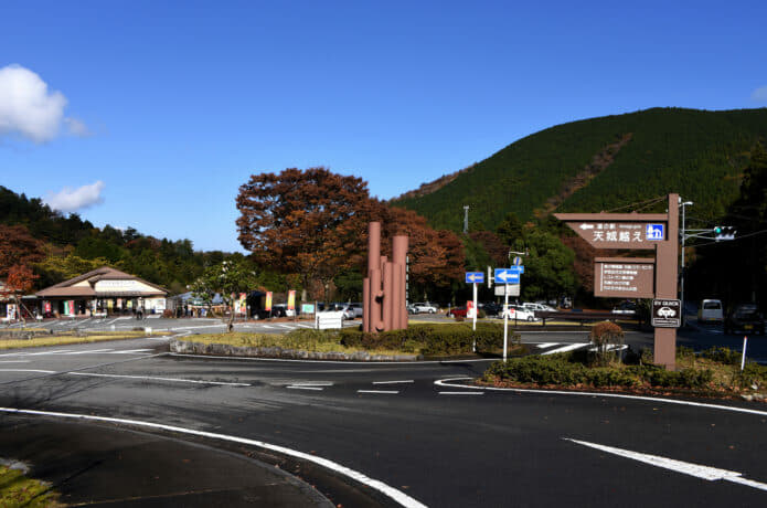 道の駅天城越えの画像