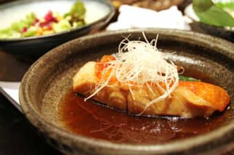 金目鯛の煮付けの画像
