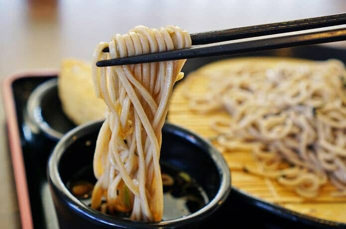伊豆の蕎麦