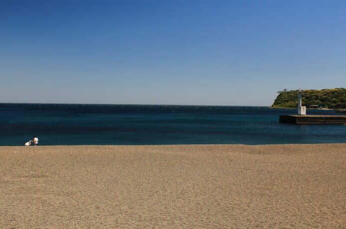 川奈いるか浜&川奈海水浴場