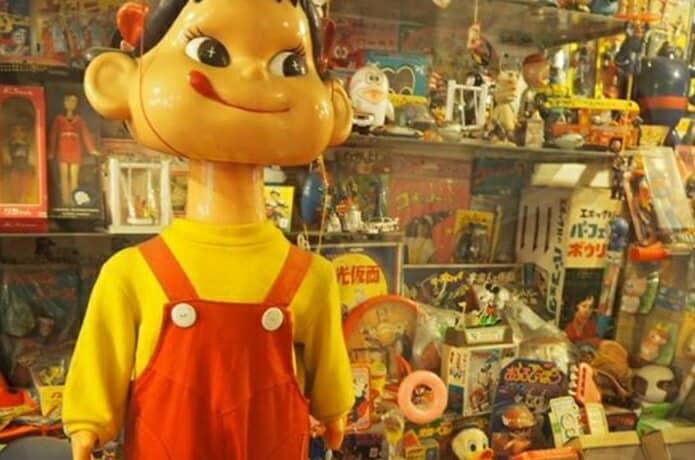 怪しい少年少女博物館のレトロの画像