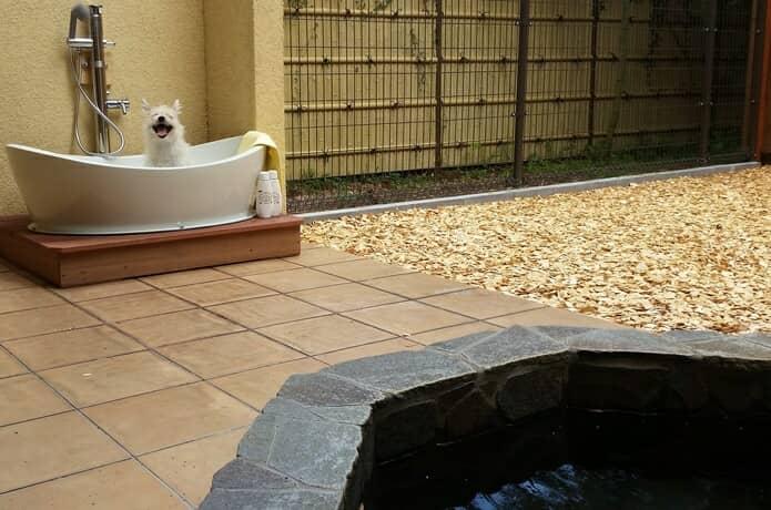花彩亭 別邸 石家の温泉の画像