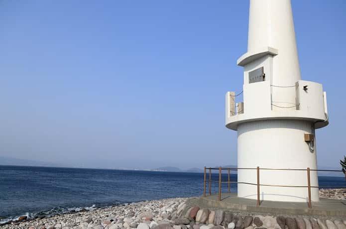 大瀬岬と灯台