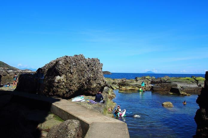 恵比寿島 シュノーケリングスポット