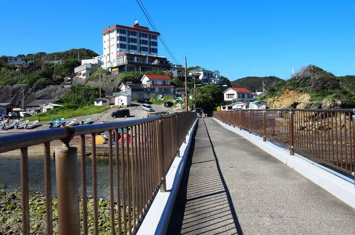 恵比須島  入口
