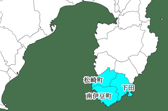 南伊豆エリア