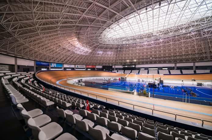 修禅寺サイクルスポーツセンター