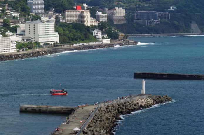熱海遊覧船サンレモ