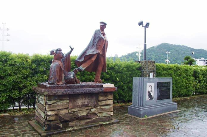 熱海 銅像