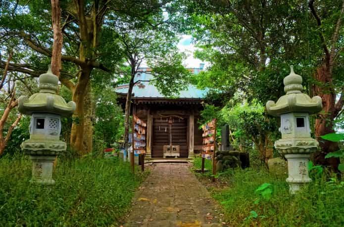 沼津 淡路島神社