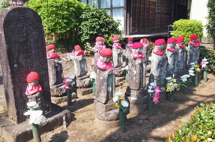 箱根旧街道 六地蔵