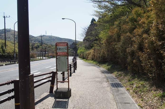 箱根峠 国道1号線