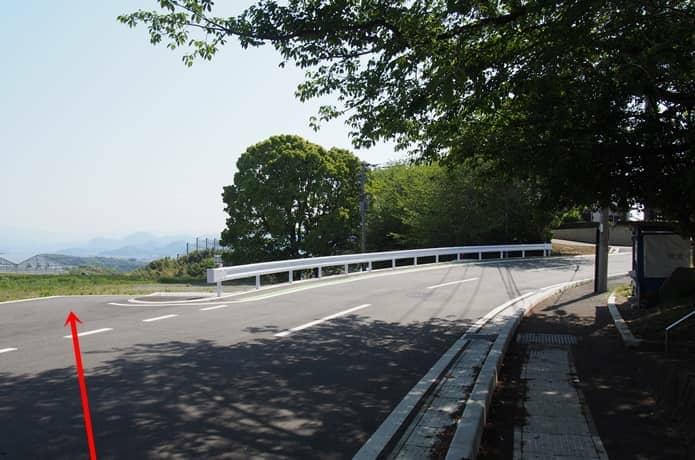 三島市 国道 分岐点