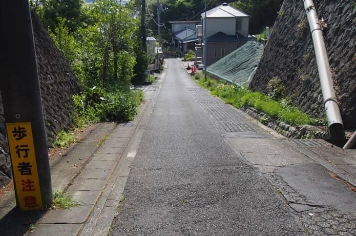 箱根旧街道 今井坂