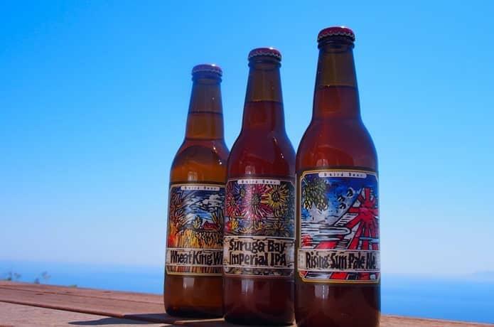 修善寺 ビール