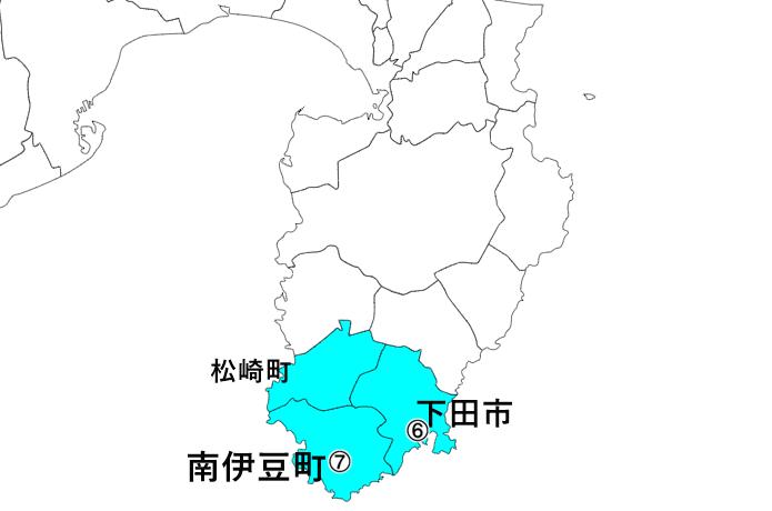 南伊豆 地図